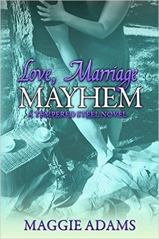 Love, Marriage, Mayhem Cover
