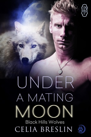 Under A Mating Moon by Celia Breslin book cover