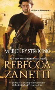 This Chick Read: Mercury Striking by Rebecca Zanetti