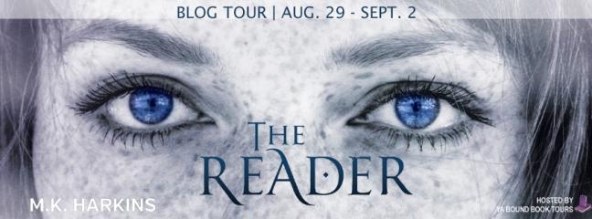 The Reader tour banner