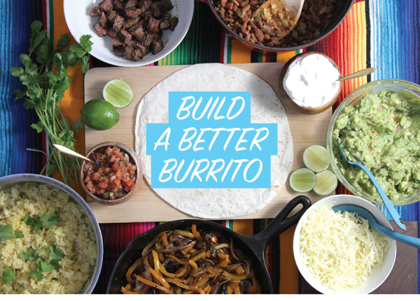 Apr 27, 2017 – Build a Better Burrito