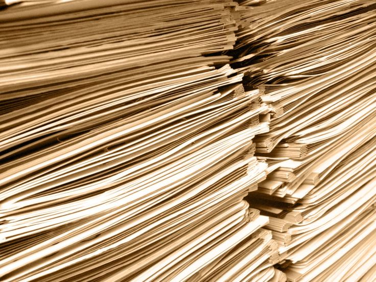 Image result for pile of paper
