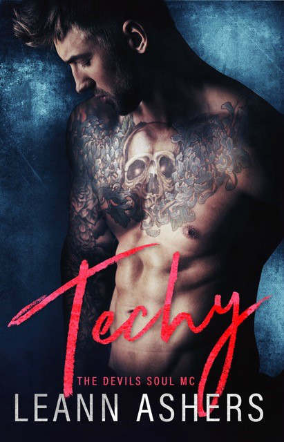 Release Blitz~ Techy by Leann Ashers