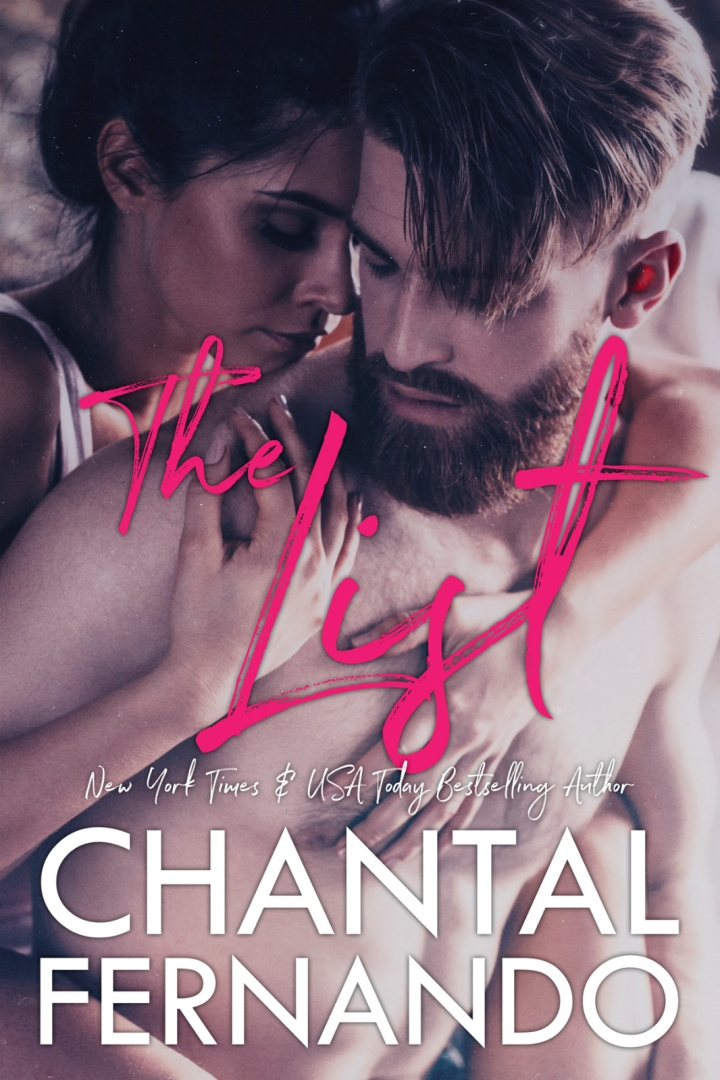 Cover Reveal and Giveaway! The List – Chantal Fernando