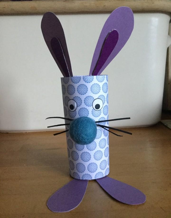Create an EasterBunny