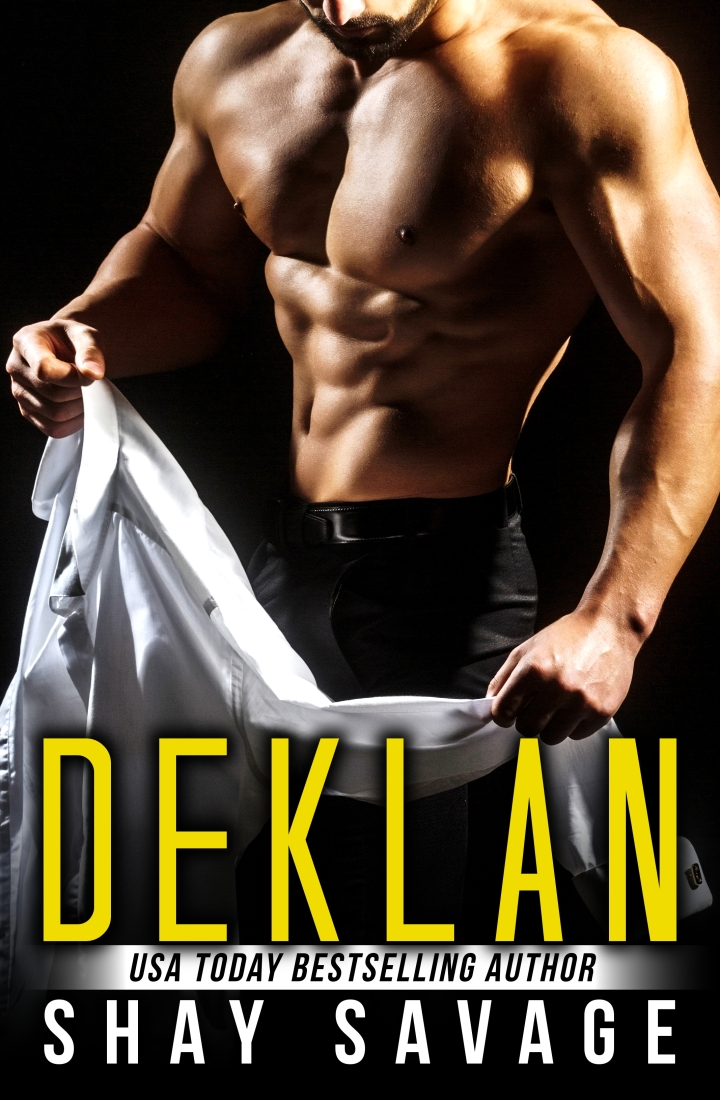 Deklan by Shay Savage ~ Surprise Cover Reveal!