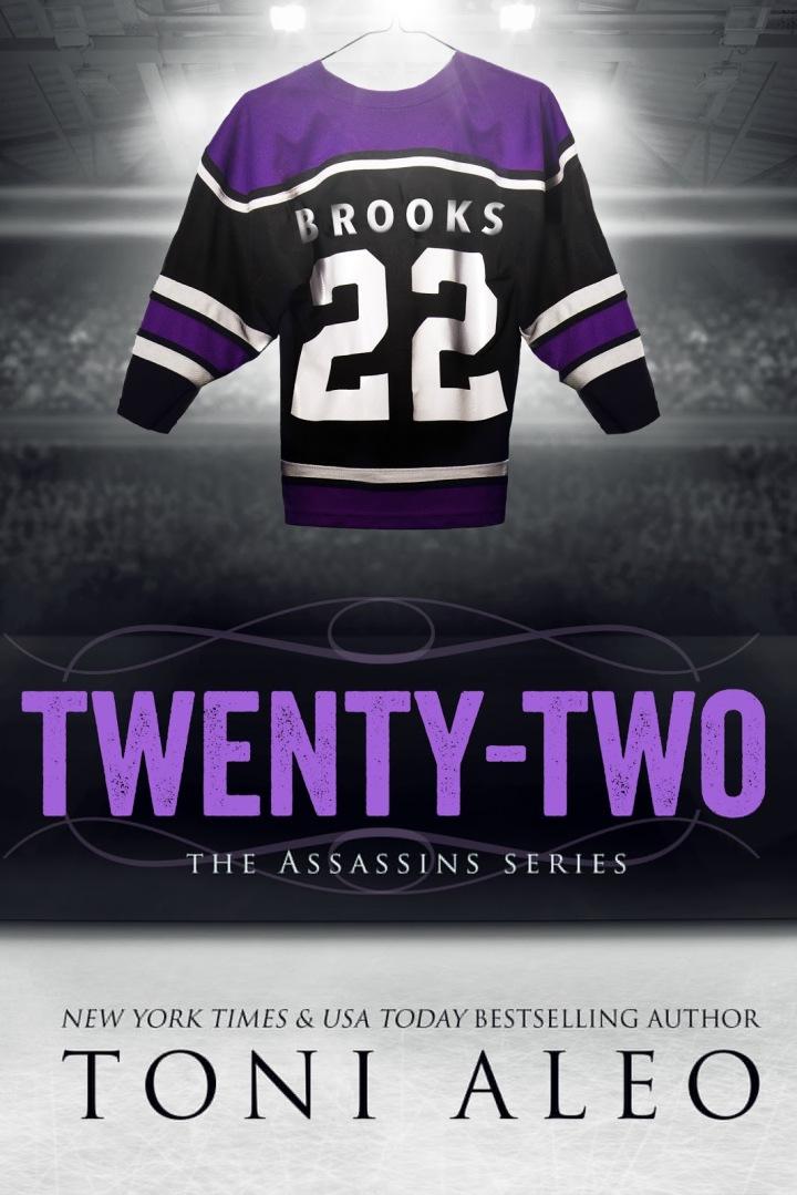 Release Blitz~ Twenty-Two by ToniAleo
