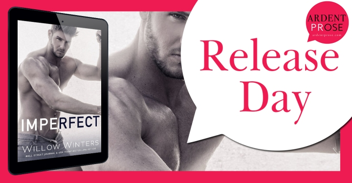 Release Day: Imperfect