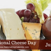 National Cheese Day