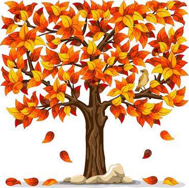 beautiful_autumn_leaves_vector_art_559156