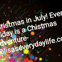 Christmas in July * Friday's @ LEL
