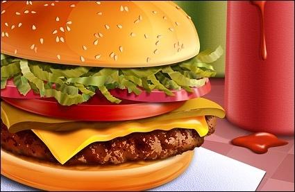 food_hamburgers_psd_layered_177406