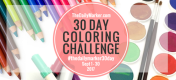30 Day color challenge