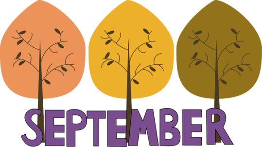 september-month-trees