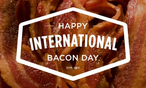 Bacon 101: Happy International Bacon Day