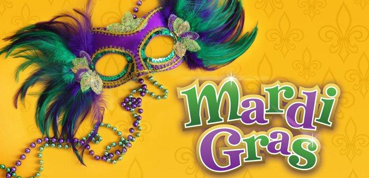 Mardi Gras Event*