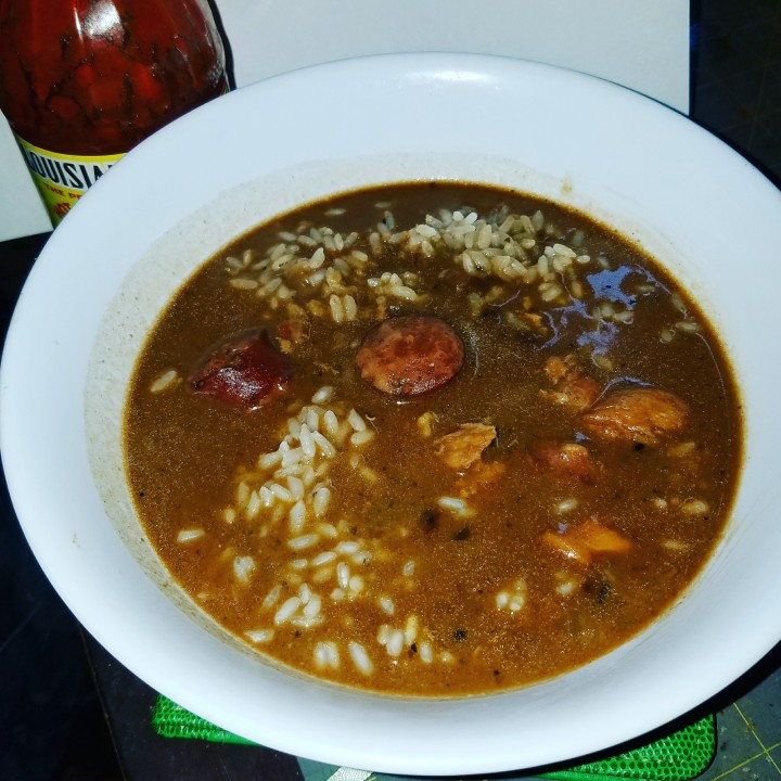 Gumbo time