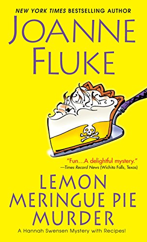 Tuesday Library Pick * Lemon Meringue Pie Murder