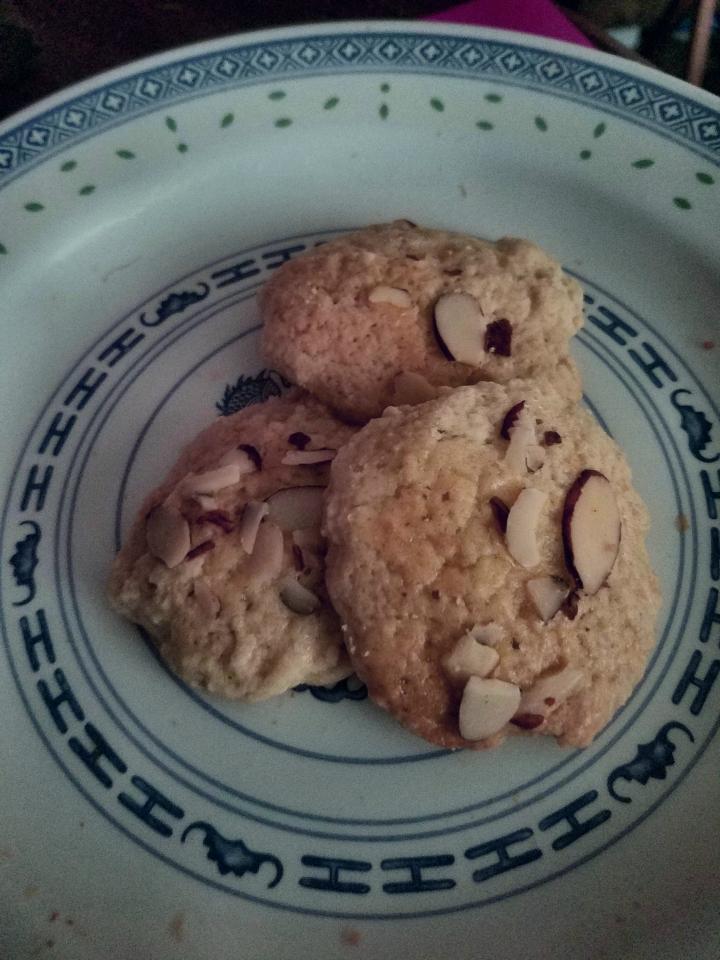Chinese New Year * Almond CookieRecipe