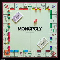 Monopoly  Game Lesson*