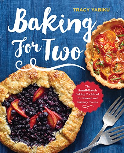 Sunday Cook Book Spotlight : Baking for Two