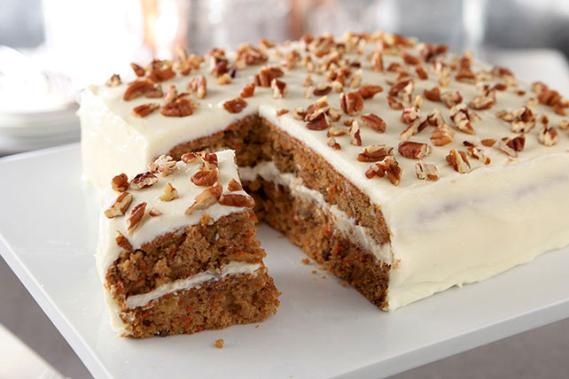 National Carrot Cake Day * Feb 3rd