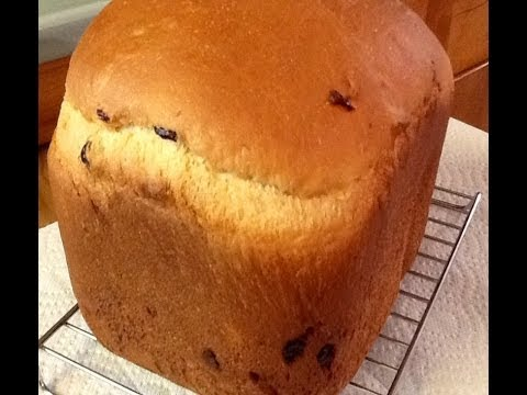 Lucky Orange & Cranberry Bread