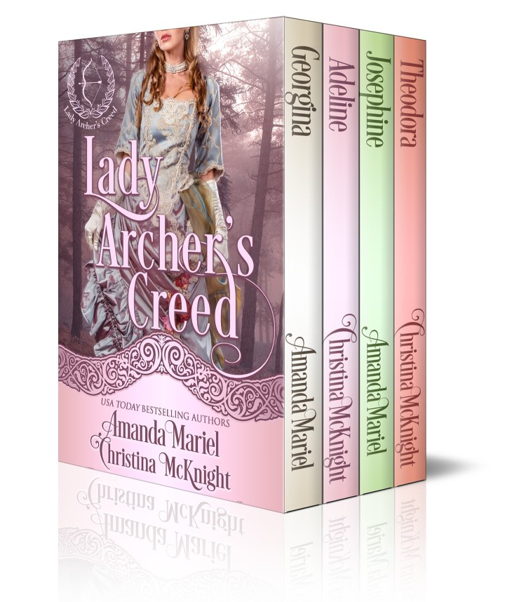 Lady Atcher's Creed Box Set