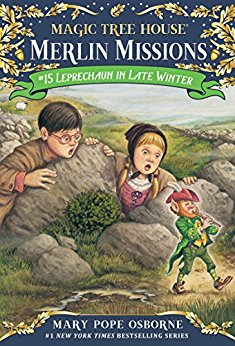 Lisa Library Picks * Magic Tree house