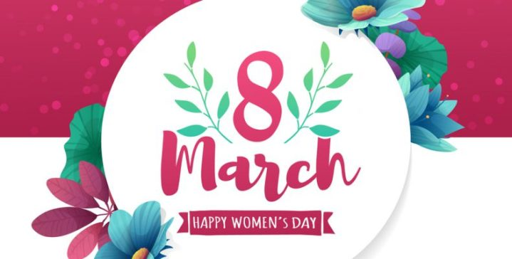Happy Women's Day *