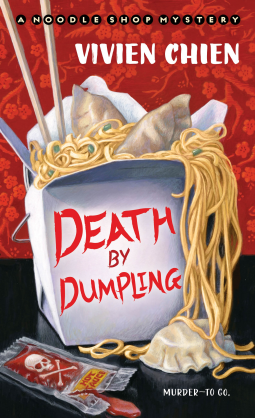 ARC  Death by Dumpling * Vivien Chen