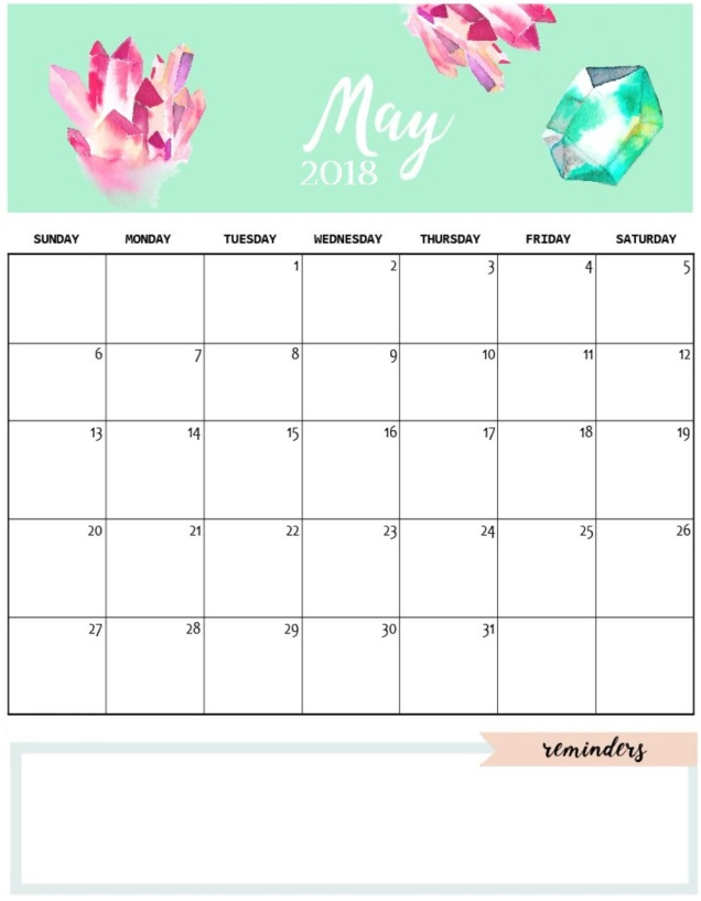 May-2018-Monthly-Cute-Calendar