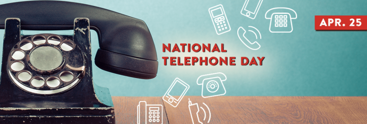 national-telephone-day
