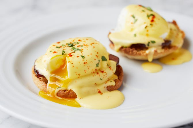 Easy Egg Benedict Recipe *