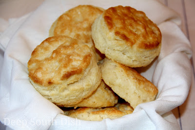 Home made Biscuits Recipe *