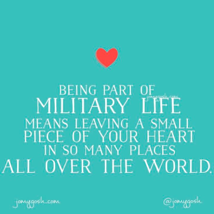 May 11*  Military Spouses Day