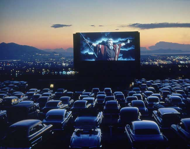 Drive In Movie Day *