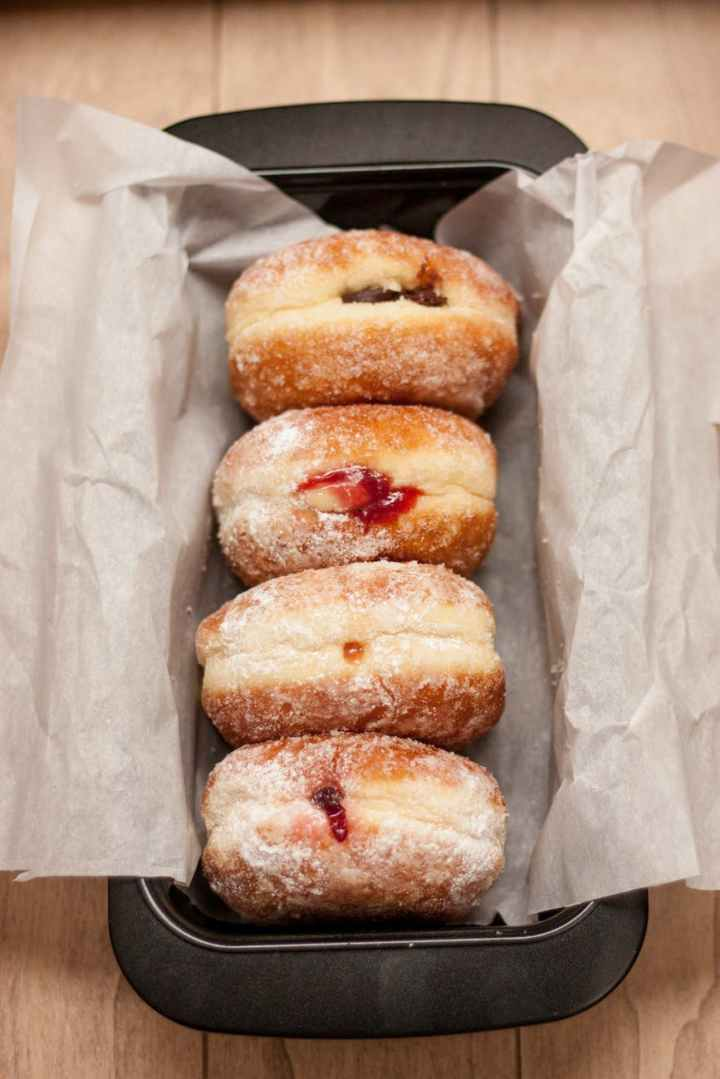 Paczki *  Filled DoughnutDay