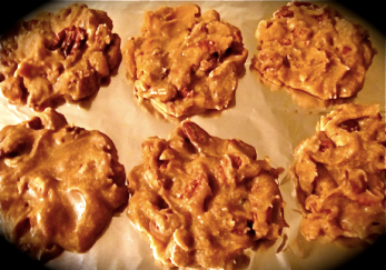 Maple-Pecan-Pralines