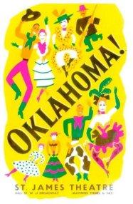 Musical1943-Oklahoma!-OriginalPoster