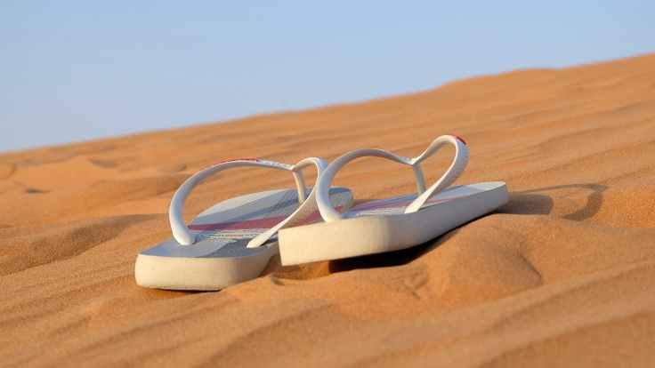 beach vacation sand desert