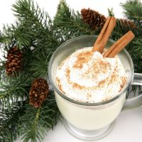 Christmas in July * Eggnog Recipe