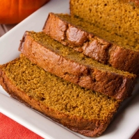 Christmas in July * Pumpkin Bread