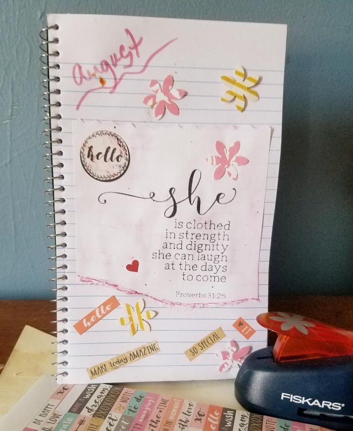 Bible Verse Journals*