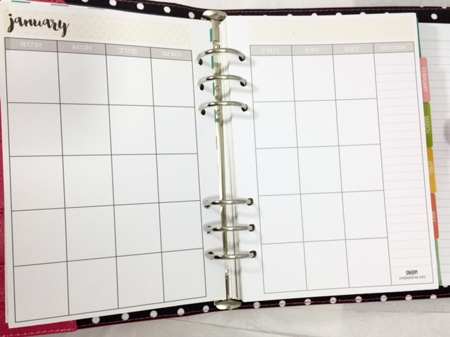 Carpie-Diem-Planner-Month-on-2-Pages