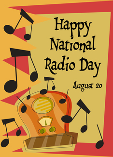 Reflection on National Radio Day!