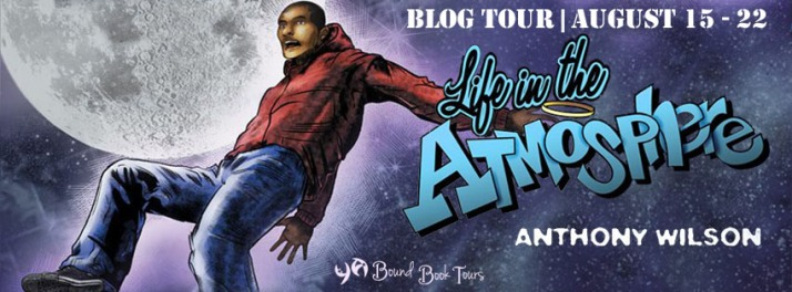 Life in the Atmosphere tour banner