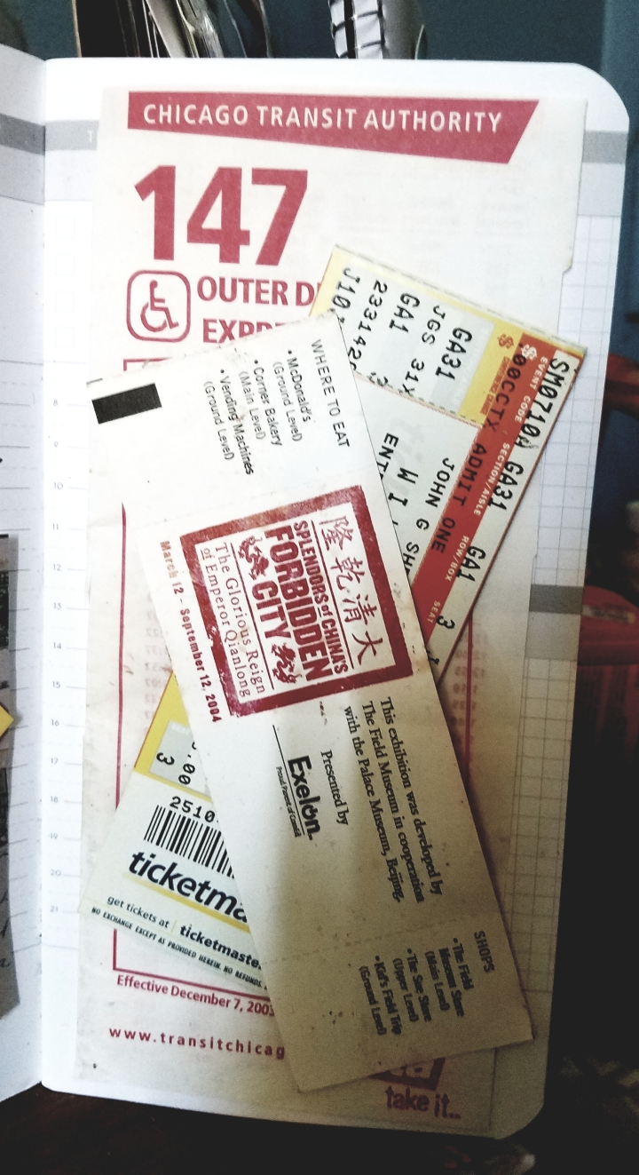 Travel Pocket Journal *Chicago
