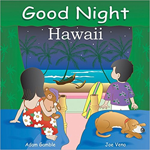Book Tuesday * Good Night Hawaii