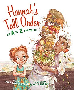 Hannah s Tall Order*  An A-ZSandwich